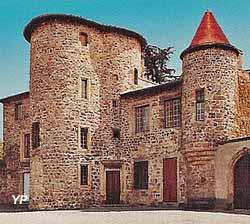 Château seigneurial (Amis du Vieil Aurec)
