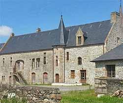 Prieuré du Mont Saint-Michel (H. Chasteauneuf)