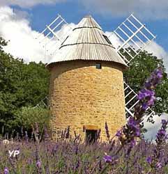 Moulin Parcellaire de Galiot (Jean-Pierre Vermande)