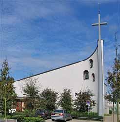 Église Saint-Patrick (Loïc Sarazin)