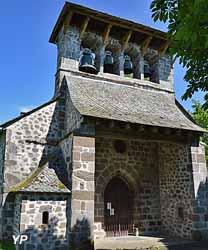 Église Sainte-Geneviève de Bars (Mairie de Lacroix-Barrez)