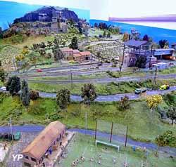 Maquette Ferroviaire