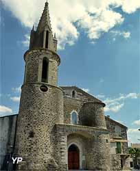 Église Saint-Jean-Baptiste (Mairie de Saint-Jean-le-Centenier)