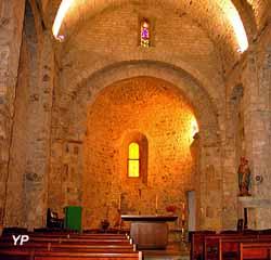 Église Saint-Lambert (Mairie de Sauzet)