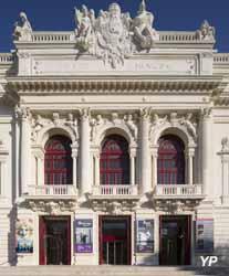 Théâtre Molière - Scène Nationale de Sète et du Bassin de Thau (Théâtre Molière)