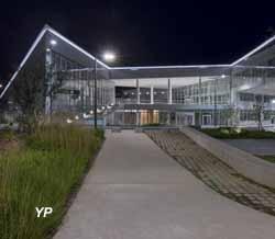 Maison de l'Environnement de Paris-CDG - Expo 40 ans de l'aéroport