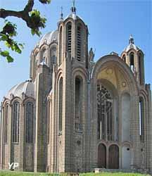 Basilique Sainte-Clotilde (Association des Amis du reliquaire)