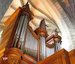 Cathédrale Notre-Dame de l'Annonciation - grand-orgue