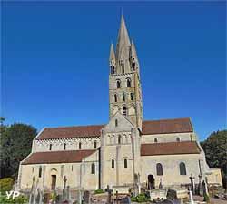 Église Saint-Sulpice (Association Patrimoine de Secqueville en Bessin)