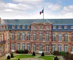 Palais du Gouverneur Militaire (Ministère de la Défense)