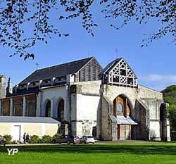 Abbaye Notre-Dame-Du-Pré (Notre-Dame-du-Pré)