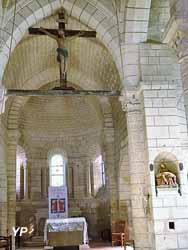Église Saint-Quentin (Mairie de La Croix-en-Touraine)