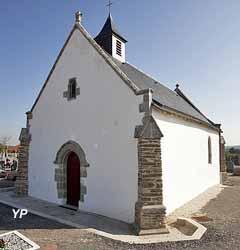 Chapelle Notre-Dame de Pitié (Ville de Saint-Hilaire-de-Riez)