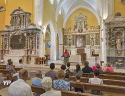 Église Saint-Hilaire (Julien Gazeau)