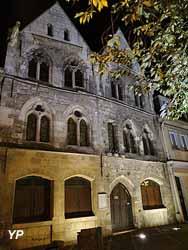 Maison des Templiers (Les Amis du Vieux Caudebec et du Musée Biochet-Bréchot)