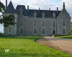 Château de Varennes l'Enfant (X. d'Albaret)