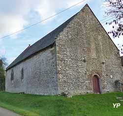 Chapelle Ste Catherine de Varennes l'Enfant