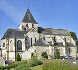 Église Saint-Denis (Mairie d'Amboise)