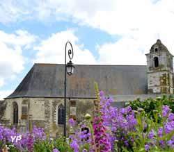 Église Saint-Florentin - Espace Henri d'Orléans (Mairie d'Amboise)