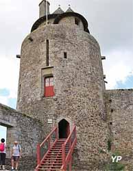 Château de Fougères - tour des Gobelins