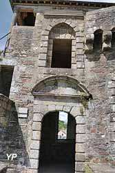 Château de Fougères - tour de Coigny