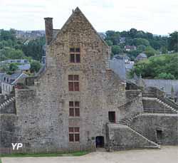 Château de Fougères - tour Surienne