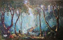 Nuit d'été enchantée (Emmanuel de la Villéon)