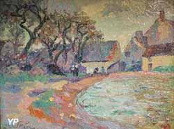 Le village des Beauchats (Emmanuel de la Villéon)