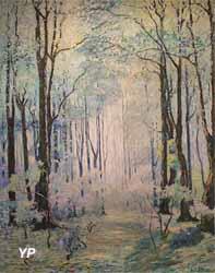 La forêt de Clohars (Emmanuel de la Villéon)
