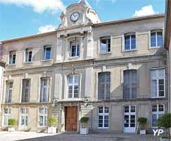 Ancien évêché - préfecture de l'Aude