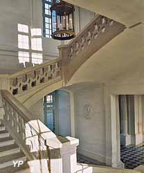 château de Maisons-Laffitte - combles