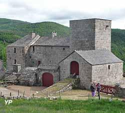 Château de Grizac (G. de Cumond)