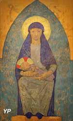 La Vierge à l'enfant (Paul Sérusier, 1914)