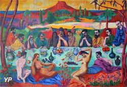 Hommage à Gauguin (Pierre Girieud, 1906)