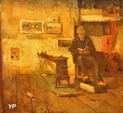 Intérieur d'atelier (Edward Loyal Field, 1884)