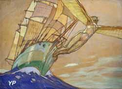 L'Aventure (Jean-Georges Cornelius, 1924)