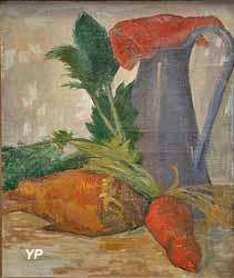 Nature morte, broc et betteraves (Meijer de Haan)