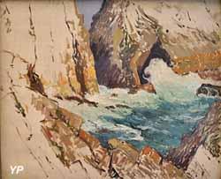 La Crique (Maxime Maufra, 1894)