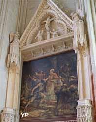 Chapelle de saint Gohard