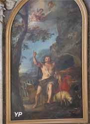Chapelle de saint Jean-Baptiste