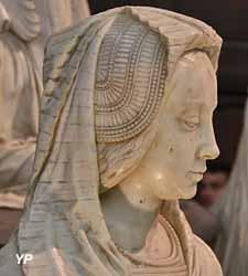Tombeau de François II et de Marguerite de Foix