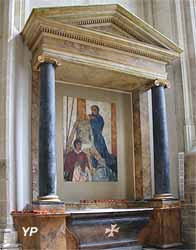 Chapelle de saint Martin de Vertou