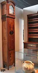 Horloge de parquet (1826)