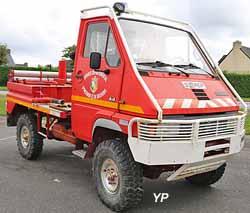 Renault Master 4x4 B90 - Camion Citerne de Feux de Forêt Léger