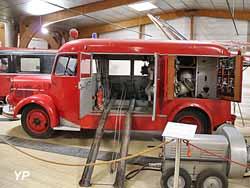 Fourgon électro ventilateur sur Laffly B6