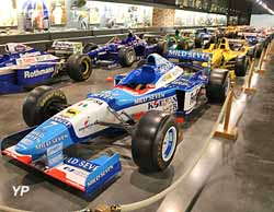 La grille de départ de F1