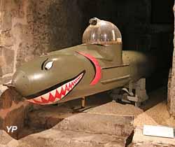 Véhicule porteur de torpille type Marder (Allemagne, 1944) (Yalta Production)