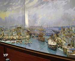Brest en 1861