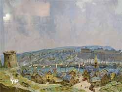 Le village de Brest