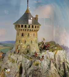 La bastille de Quilbignon au XIVe siècle